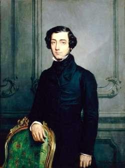 Alexis de Tocqueville, circa 1850