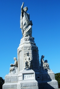 National Monument to the Forefathers, Plymouth Massachusetts
