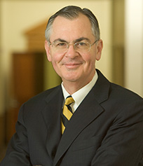 Nathan Hatch, president of Wake Forest University