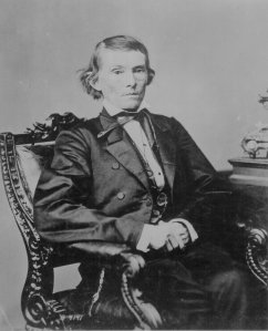 Alexander Stephens, Vice-President of the Confederacy