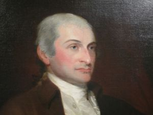 John Jay, courtesy National Portrait Gallery
