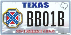 TexasLicensePlate