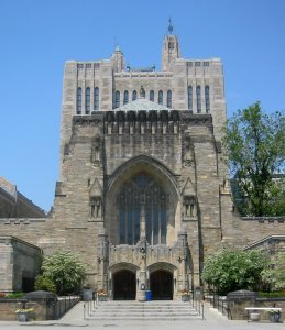 Yale's Sterling Memorial Library