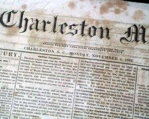 Charleston Mercury