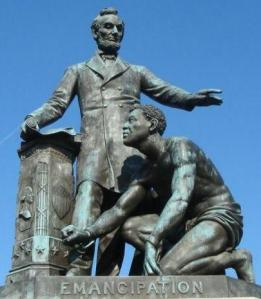 Freedman's Memorial to Abraham Lincoln, Washington, D.C.