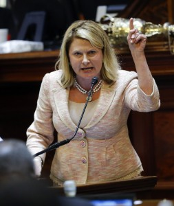 "SC Representative Jenny Horne: ""What we're here to talk about is what's in the here and now."""
