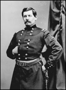 Union Major General George B. McClellan