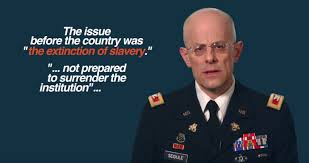 "Col. Ty Seidule of West Point addressing the students of ""Prager University"""