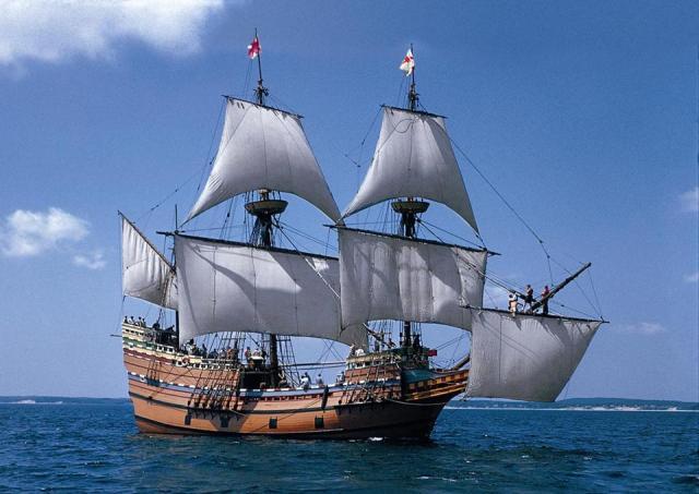 Image result for The Mayflower