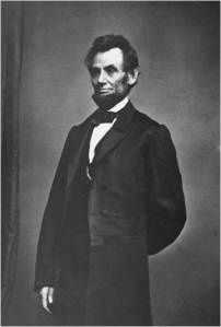 Abraham Lincoln took 22% of the votes on the first ballot at the Republican National Convention in 1860.