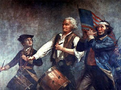 the question of whether the american revolution was a true revolution Mrs newmark's page of american history, government , and  true/false on the american revolution  choose whether these statements apply.