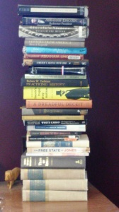 This summer I read these books . . .