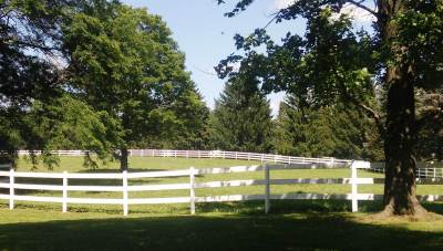 . . . here, at St. James Farm.