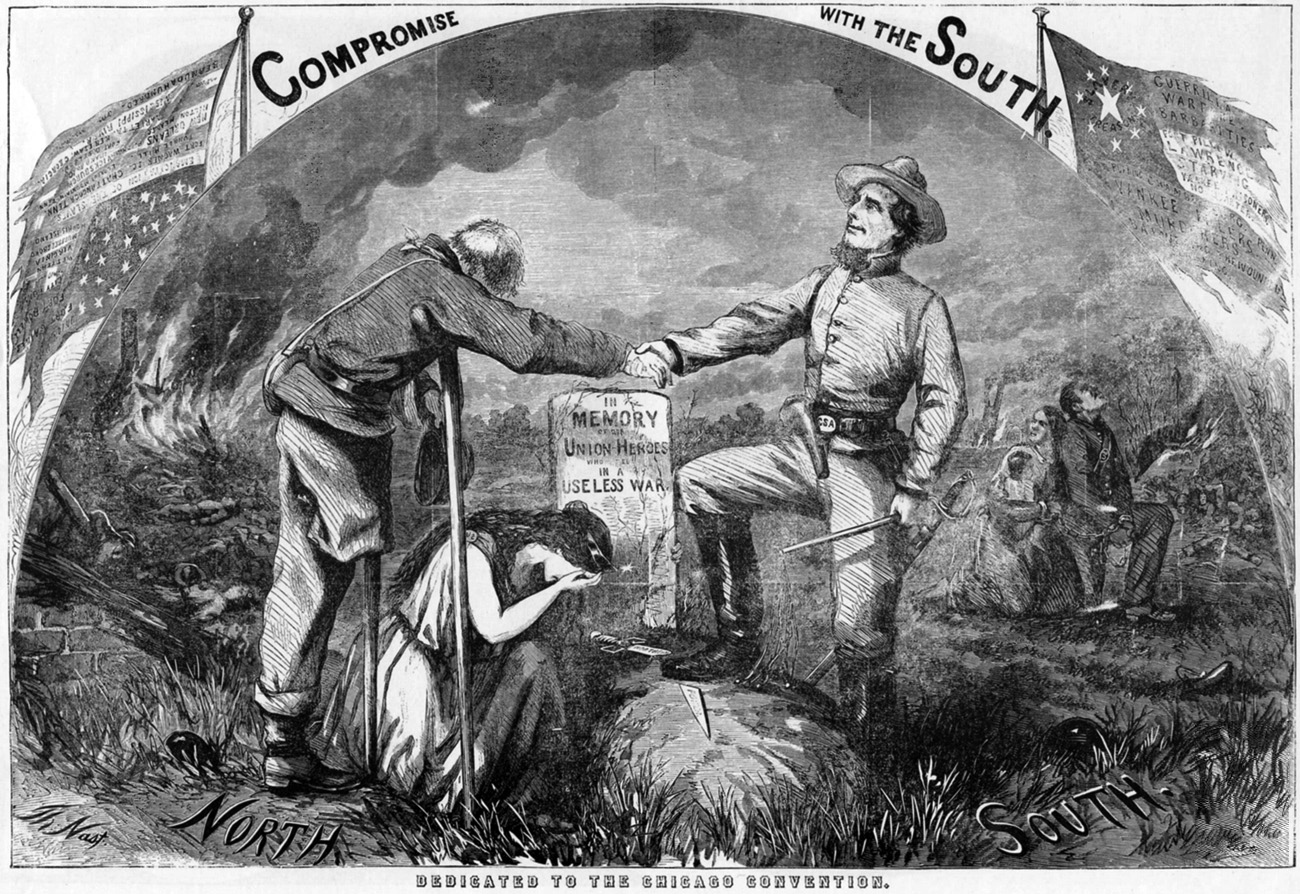 an analysis of the american civil war The civil war answered many of the fundamental questions of the american experiment: free or slave, one or many, united or divided but it did so at a tremendous cost back.